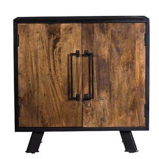 Waseca Solid 2 Door Accent Cabinet by Williston Forge