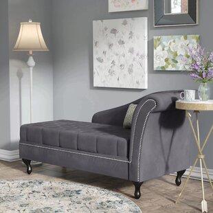 Lark Manor Hugo Chaise Lounge