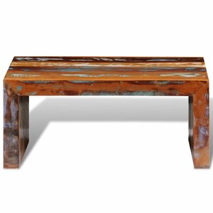 Aiyana Antique Style Coffee Table