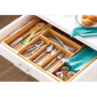 Rangement de tiroirs de cuisine | Wayfair.ca