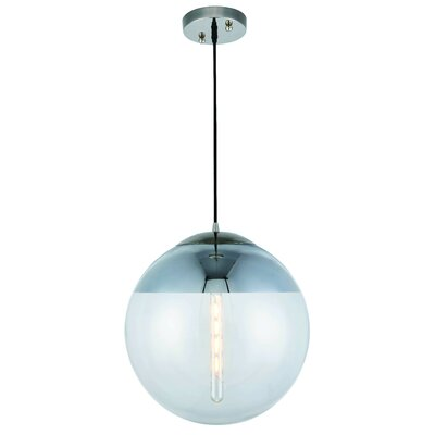 Brayden Studio Simeone 1-Light Pendant