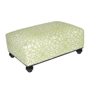 Peak Season Inc. Colin Upholstered Ottoman