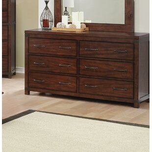 6 Drawer Double dresser by Scott Living