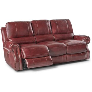 Denis Reclining Sofa Red Barrel Studio