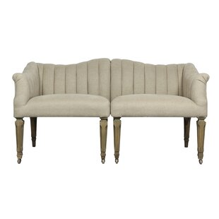 Shop Jewel Loveseat by Sarreid Ltd