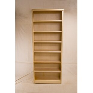 Cupp 3 Shelf Urban Maple Standard Bookcase by DarHome Co Amazing