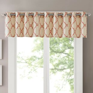 Red Valances Kitchen Curtains You Ll Love In 2019 Wayfair Ca