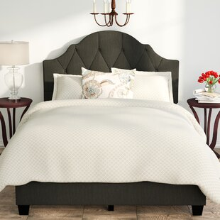 Upholstered Panel Bed By Birch Lane™
