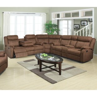 Shop Brooten Motion Reclining Sectional by Winston Porter