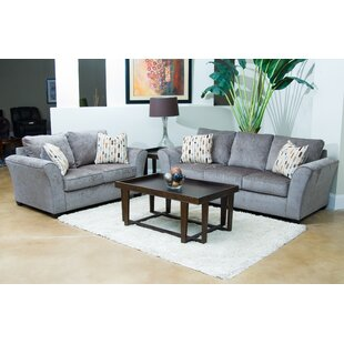 Compare prices Salina Configurable Living Room Set by Klaussner Furniture Reviews (2019) & Buyer's Guide