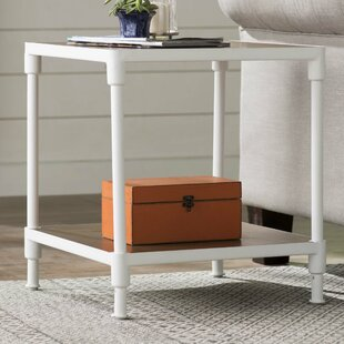 Gracie Oaks Neivial End Table
