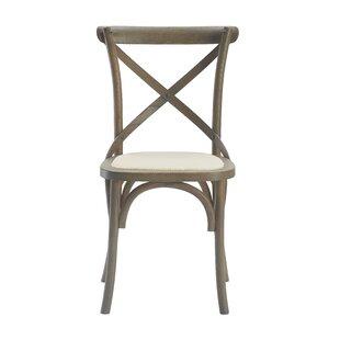 Lark Manor Bulwell Upholstered Dining Chair (Set of 2)