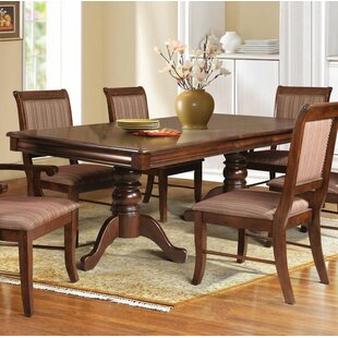 Poppy Solid Wood Dining Table