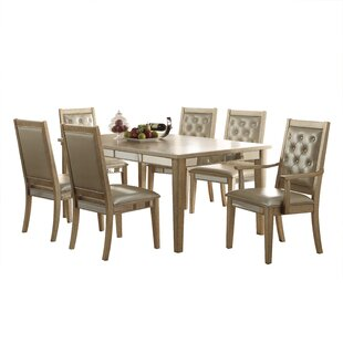 Isai 7 Piece Dining Set
