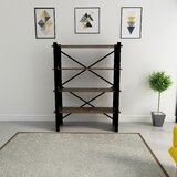Schexnayder Etagere Bookcase by World Menagerie