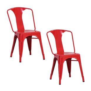 Ebern Designs Hernadez Dining Chair (Set of 2)