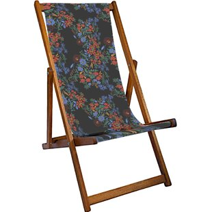 Cordelia Reclining Deck Chair by Lynton Garden