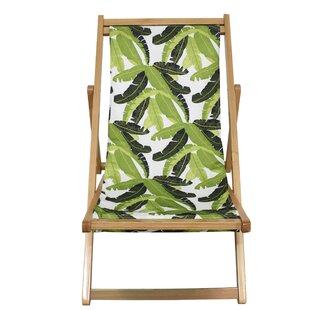 Shadai Cabana Reclining Beach Chair