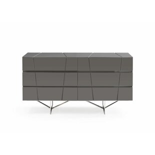 Marisol Modern 6 Drawer Dresser by Orren Ellis Best Design