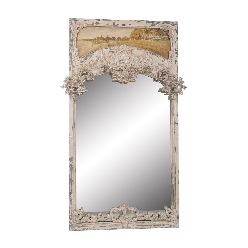 French Country Full Length Mirrors Free Shipping Over 35 Wayfair