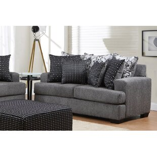 Calgary Standard Loveseat by Latitude Run