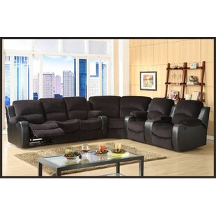 Beverly Fine Furniture Ungus Reclining Sectional