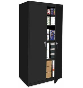 Budget Storage Cabinet by OfficeSource