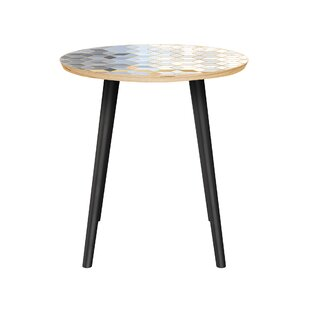 Bungalow Rose Lafferty End Table