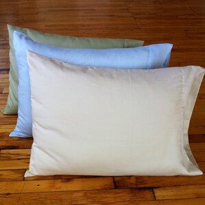Kapok Down Alternative Queen Pillow by White Lotus Home