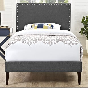 Clymer Upholstered Platform Bed