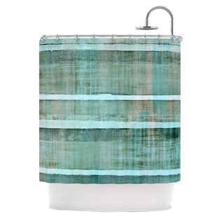 Single Shower Curtain by East Urban Home No Copoun