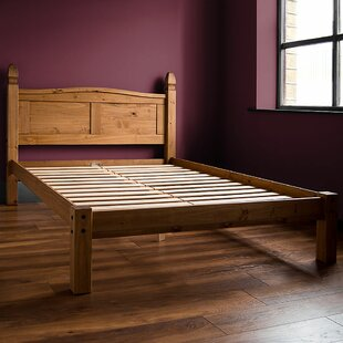 Dodson Low Foot End Bed Frame By Union Rustic