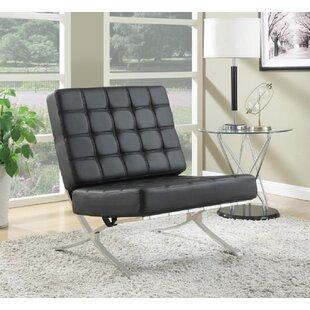 Macaro Convertible Chair by Orren Ellis