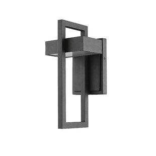 Low priced Fortune LED Outdoor Sconce By Orren Ellis