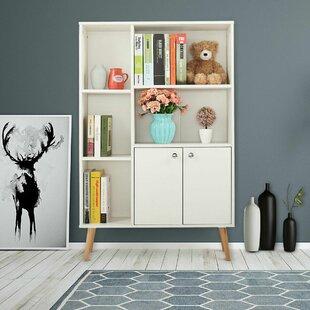 Fenimore Storage Book Display Standard Bookcase by Ebern Designs