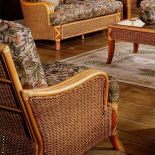 5800 Monterey Chair by South Sea Rattan