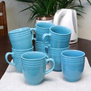 Ned Coffee Mug (Set of 8)