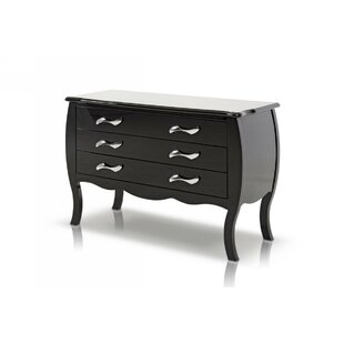 Chorley 3 Drawer Dresser