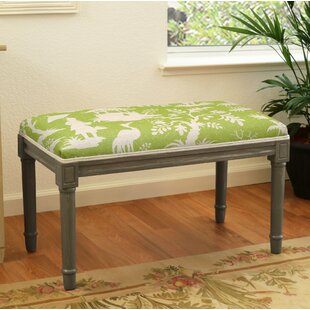 123 Creations Wood Bench