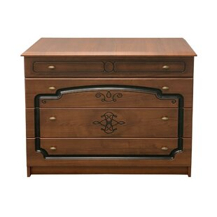 Preble 4 Drawer Dresser