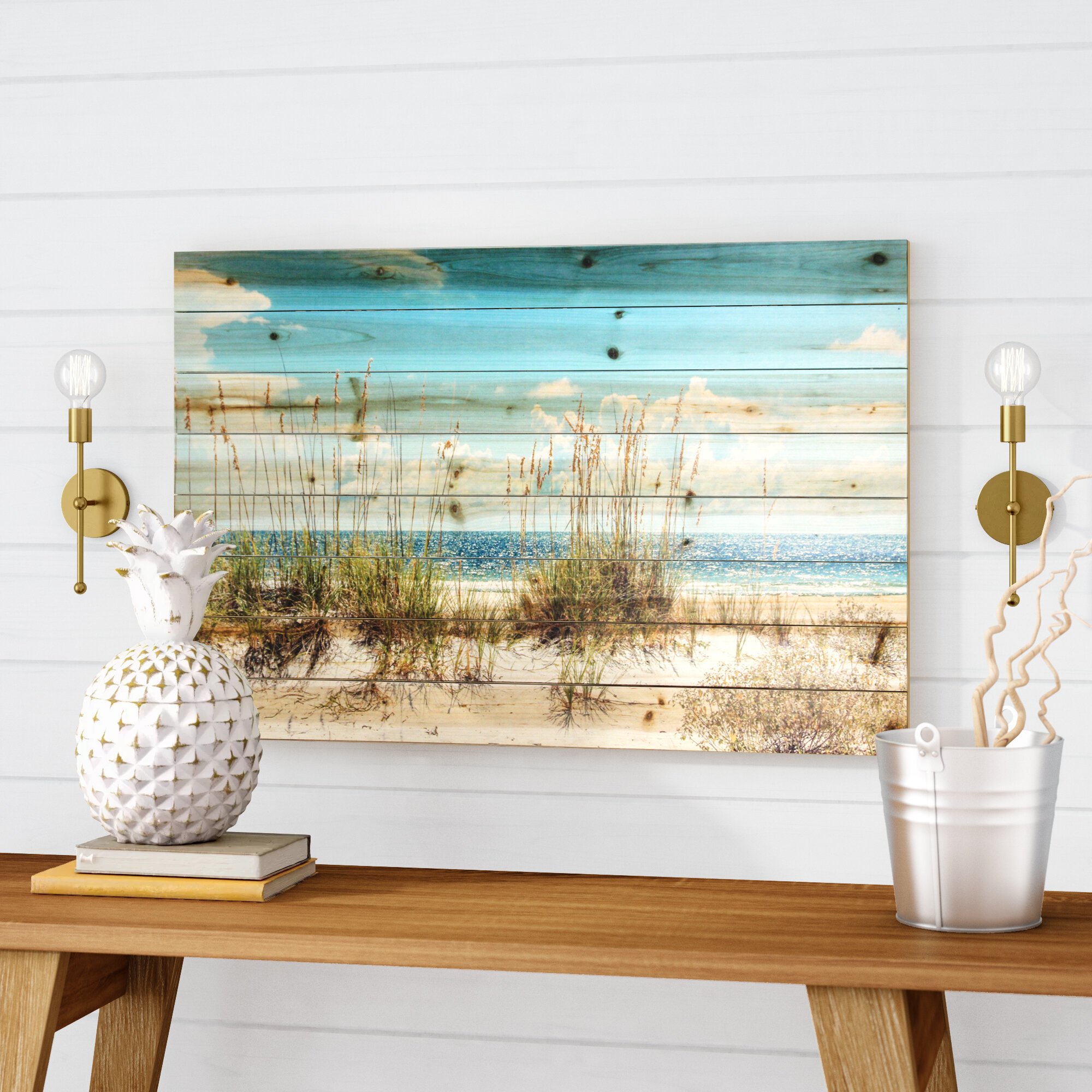 how to decorate with tropical colors home decor ideas.htm coastal wall art you ll love in 2020 wayfair  coastal wall art you ll love in 2020