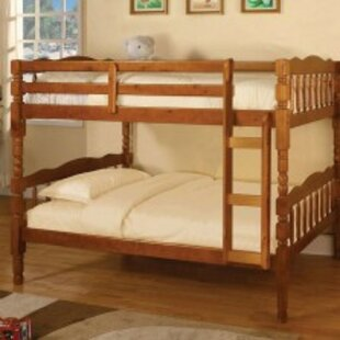 Find the perfect Alresford Twin over Twin Bunk Bed by Harriet Bee Reviews (2019) & Buyer's Guide