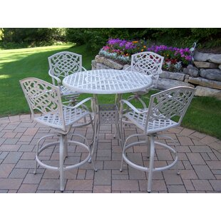 Thelma 5 Piece Bar Height Dining Set