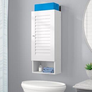 Discount Demna 30cm X 75cm Over The Toilet Cabinet