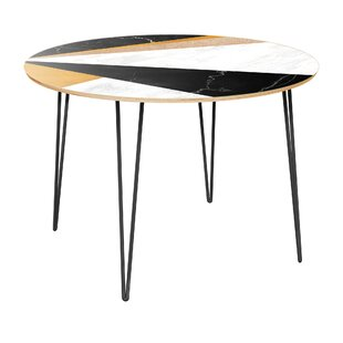 Gwin Dining Table by Wrought Studio