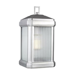 Online Reviews Meghan Outdoor Wall Lantern By Red Barrel Studio