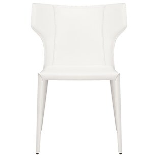 Wilfried Stackable Upholstered Dining Cha..