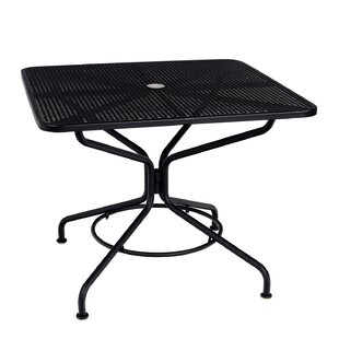 Mesh Top Dining Table