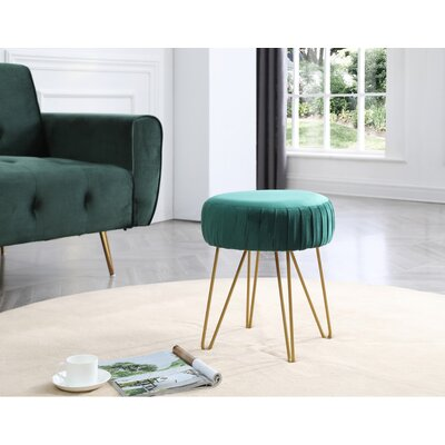 Metal Accent Stools You Ll Love In 2019 Wayfair