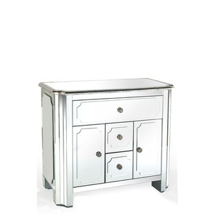 Comparison Hudson 3 Drawer Bachelor's Chest by Statements by J